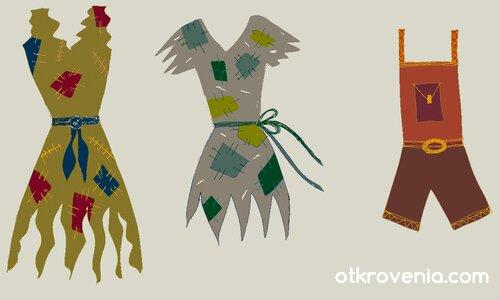 Модни скици 2