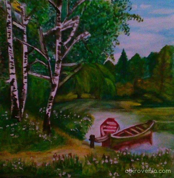 Лодките