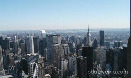 Ню Йорк от високо