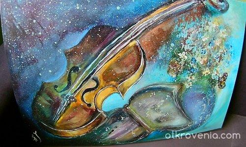 Вълшебна цигулка