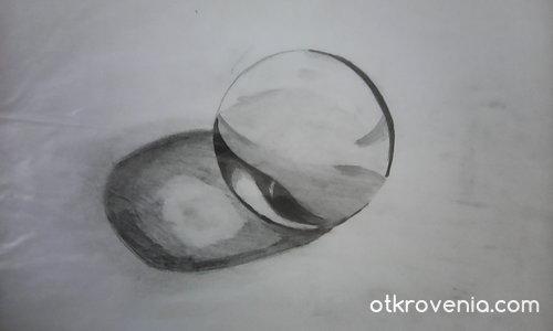 Стъклено топче