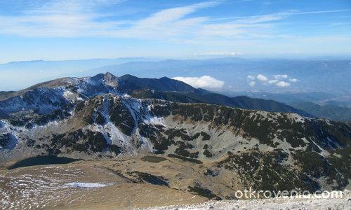Октомврийски поглед от Вихрен