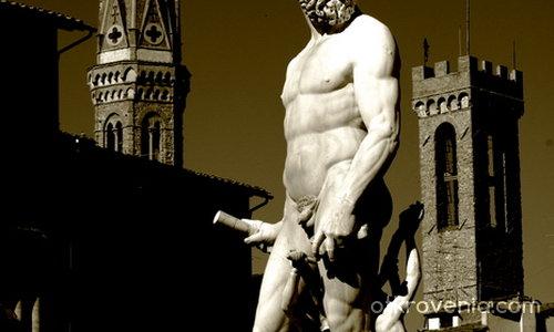 Статуите на Флоренция