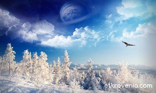 зима в страната на чудесата