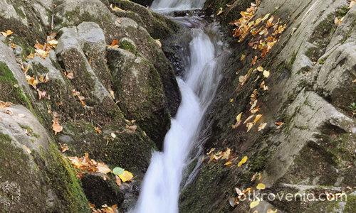 Заноженски водопад