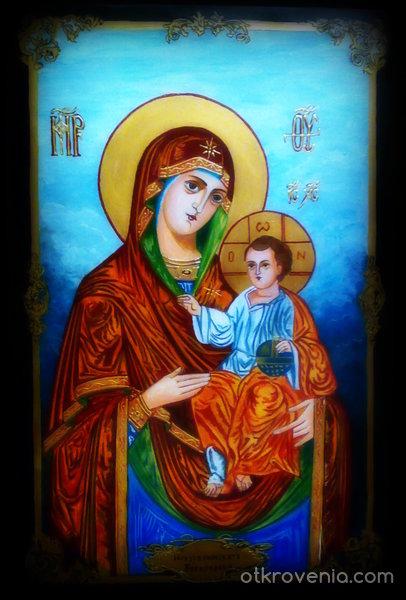 Йерусалимската Богородица