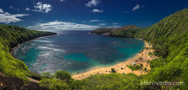 Hanuma Bay, Hawaii