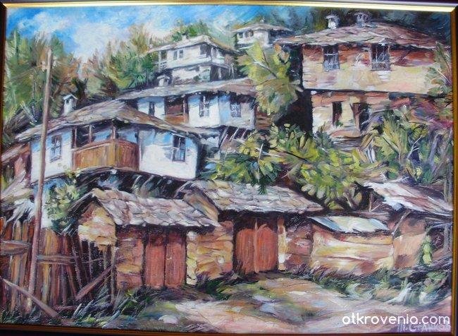 Родопски къщи