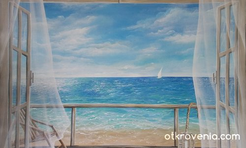 Морски изглед