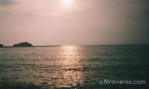 Ах, морето...