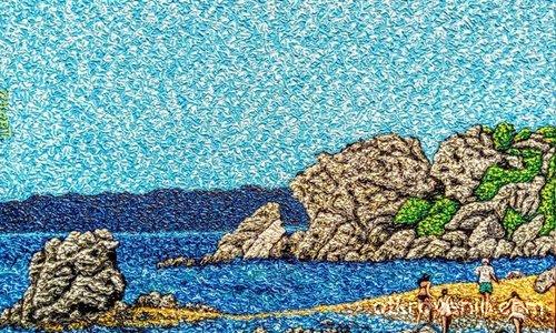 Егейско море... близо до Измир
