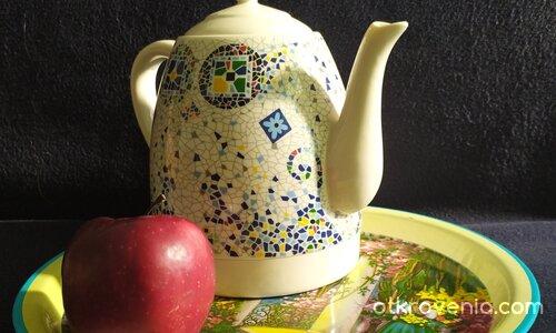Ябълков чай