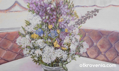 Цветя от Хемсидал