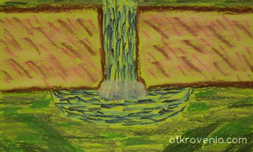 Зеленият водопад