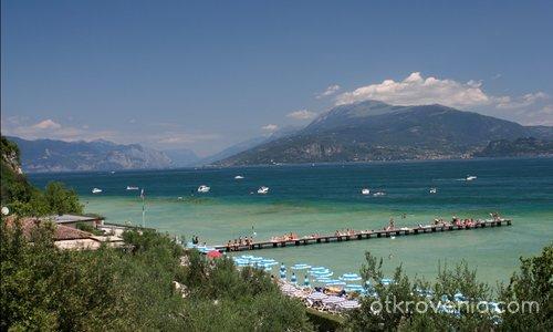 Езерото Гарда, Италия