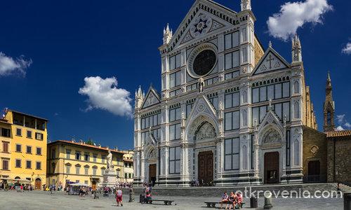 Basilica di Santa Croce - Firenze (Флоренция, Florence)