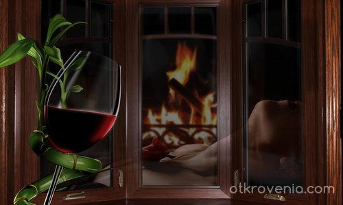 За виното и...
