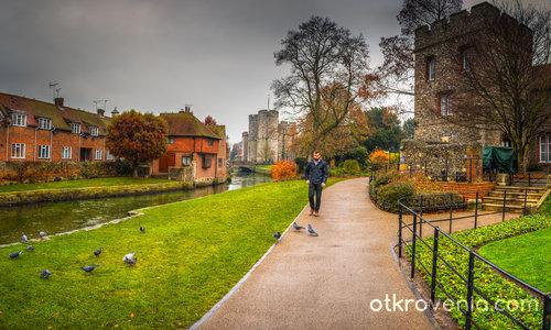Разходки из Canterbury