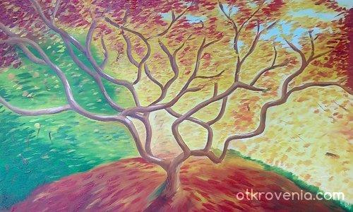 Дърво на мечтите