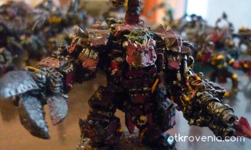Warhammer 40k-Goff Boss
