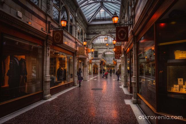 Grosvenor Shopping Centre, Chester