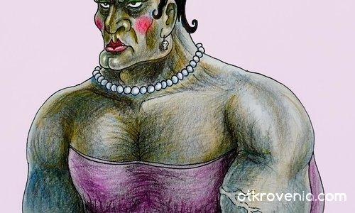 Транссексуален Франкенщайн