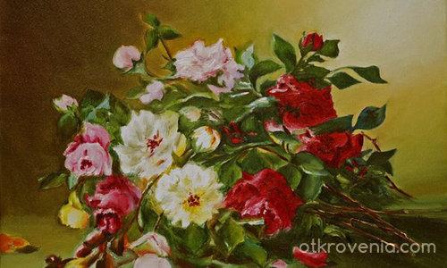 Любов с дъх на рози