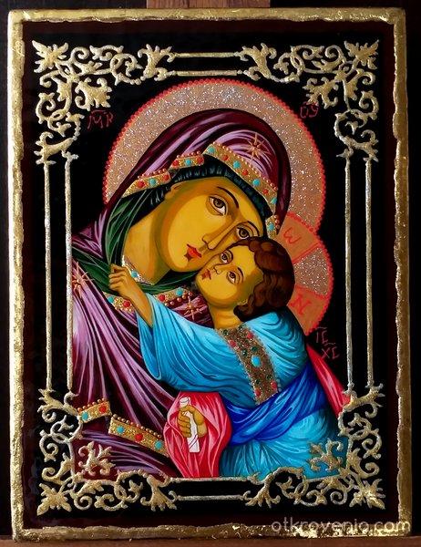Пресвета Богородица Гликофилуса