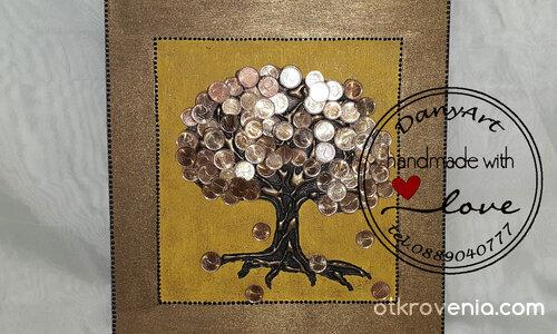 Дърво на изобилието, парите