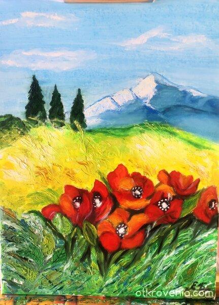 Пролет в планината