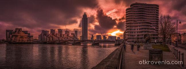 Vauxhall Bridge, London
