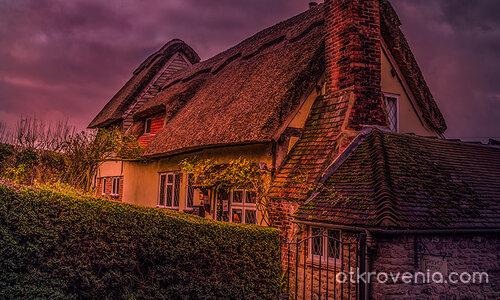 Къщичка от селцето Hever, UK