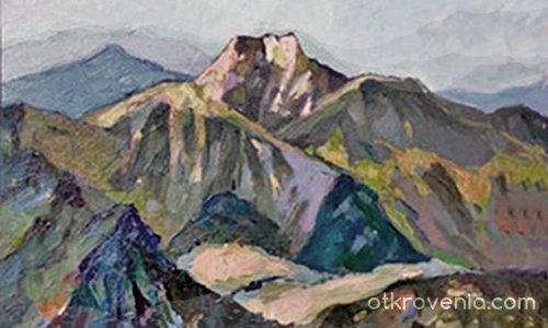 Планината 748