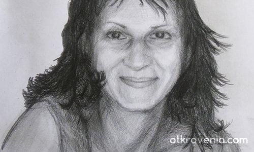 портрет с усмивка