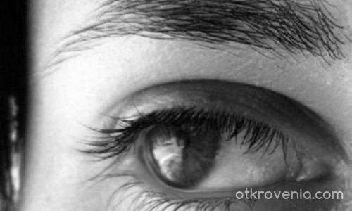 Гледай ме в очите, когато ти говоря