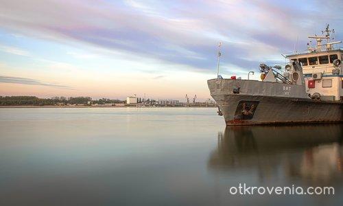 Пристанище, Свищов