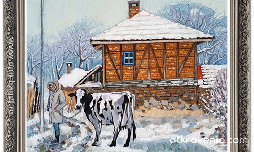 Зима на село 5