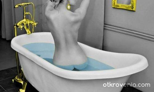 Среднощно къпане
