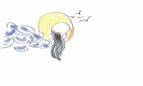 Жената и небето