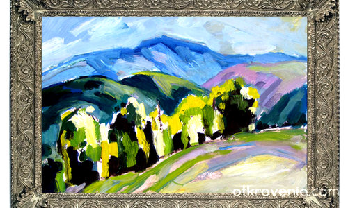 Планината 413
