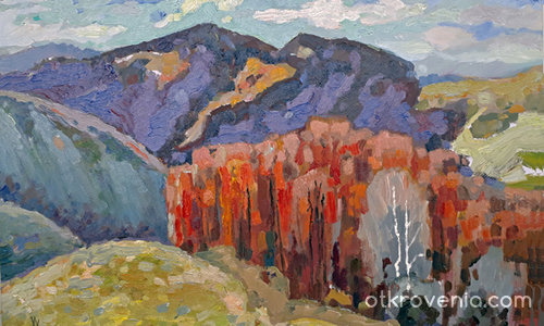 Планината 699