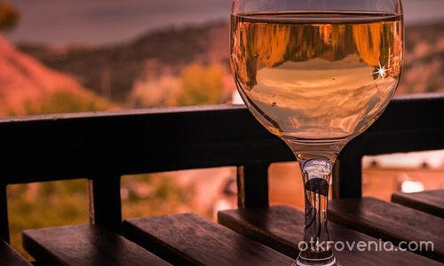 Чаша Рецина
