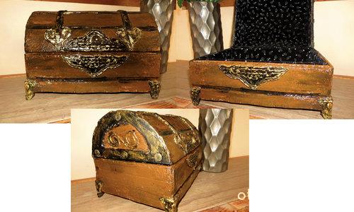 """Кутия """"Пиратски тайни"""""""