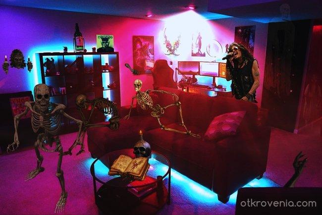 Червена стая 1