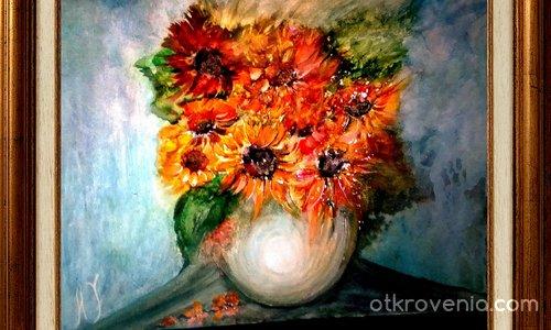 Импресия от цветя