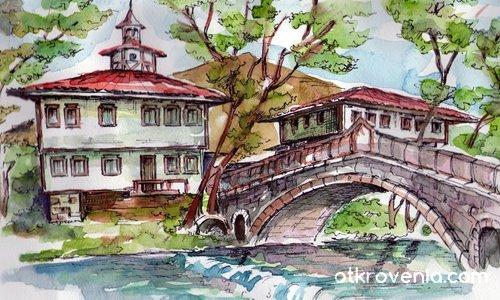 Мостът на Трявна