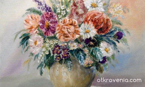 Музиката на цветята