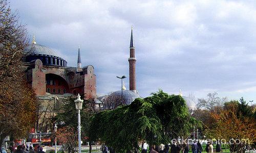 Гледки от Истанбул....