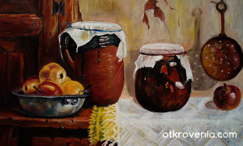 Гърнета с мед