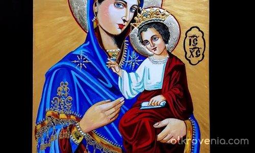 Св.Богородица Одигитрия (Пътеводителка)